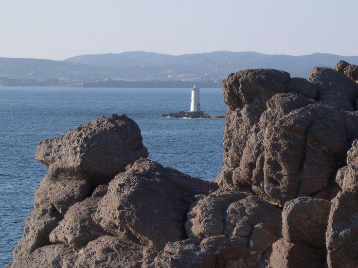 Calasetta (CI) - Loc. Mangiabarche - Faro