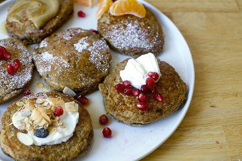Banana Oat Weekday Pancakes Recipe Banana Oats Oat Milk Recipe Snack Recipes