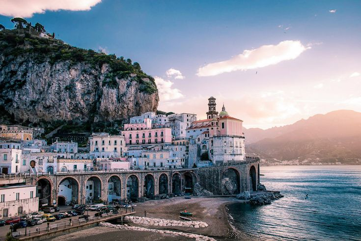 Atrani Santa Maria Maddalena - Living Amalfi