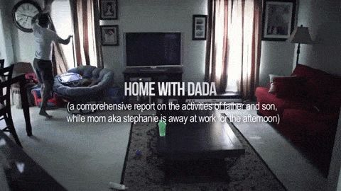 Wife Puts A Hidden Camera In Their House. What a Father Does with Son When His Wife is Not Home!!! - Likes