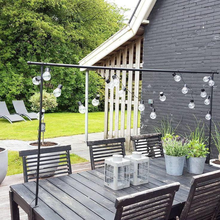 25 beste idee n over tuinfeest decoraties op pinterest tuinfeesten doe het zelf feest - Weergaven tuin lange ...