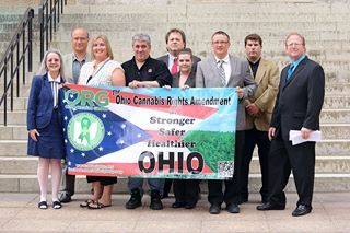 Ohio Medical Cannabis Movement Gathering Signatures | Ohio Rights Group needs to collect a bit less than 400,000 signatures in 44 counties, by next July, in order to put an industrial and medical cannabis amendment on the 2014 ballot. The Cannabis Rights Amendment would legalize medical use for qualifying patients and give the Ohio Department of Agriculture authority over the production of industrial hemp.