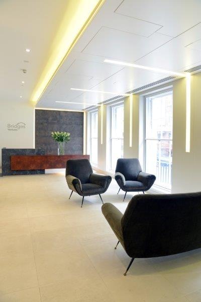 #Reception #Seating #FrontDesk #RubiconInteriors