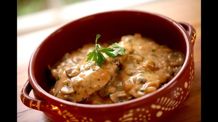 Beth's White Wine Chicken Recipe | ENTERTAINING WITH BETH