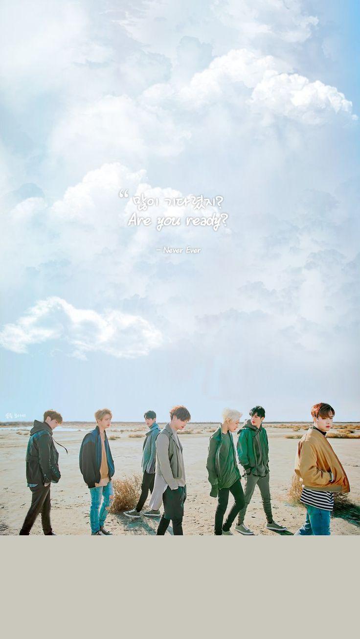 ✨Got7✨ Teaser MV for Album FLIGHTLOG:ARRIVAL 03132017 #GOT7 #NeverEver #Wallpaper
