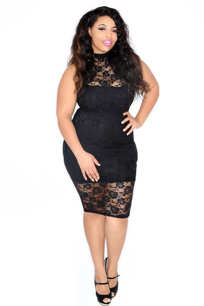 Thick girl clothing store