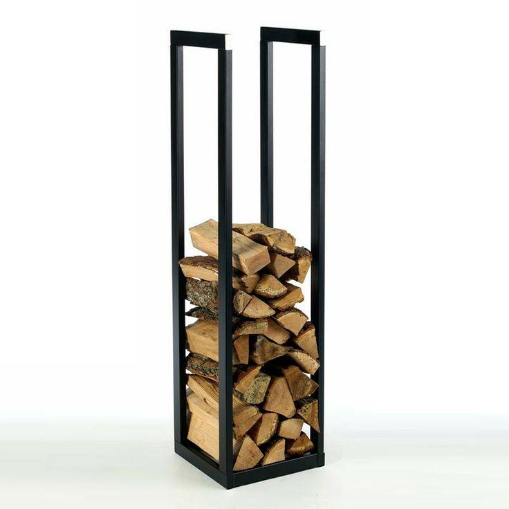 17 meilleures id es propos de porte de bois de chauffage sur pinterest st - Rangement interieur bois de chauffage ...