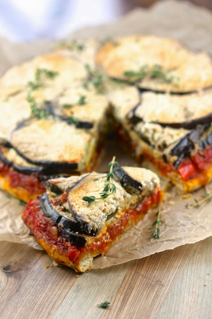 Ratatouille Tart | Food For Thought | Pinterest