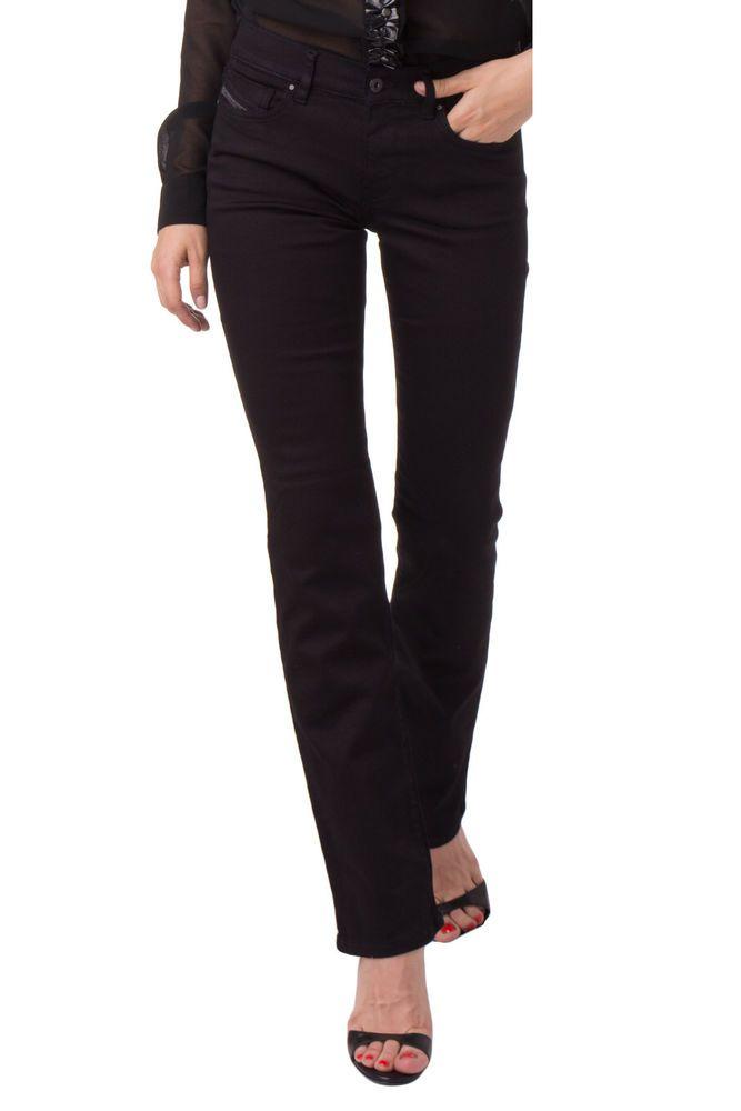 24079422 DIESEL Jeans W26 L32 Regular Slim Bootcut Fit Bootzee-St 0800R STRETCH  #fashion #