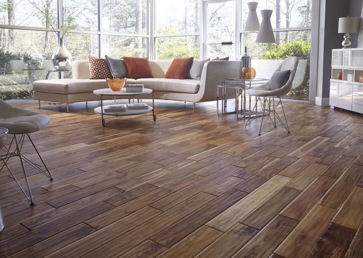 Tobacco Road Acacia A Distressed Hardwood Style