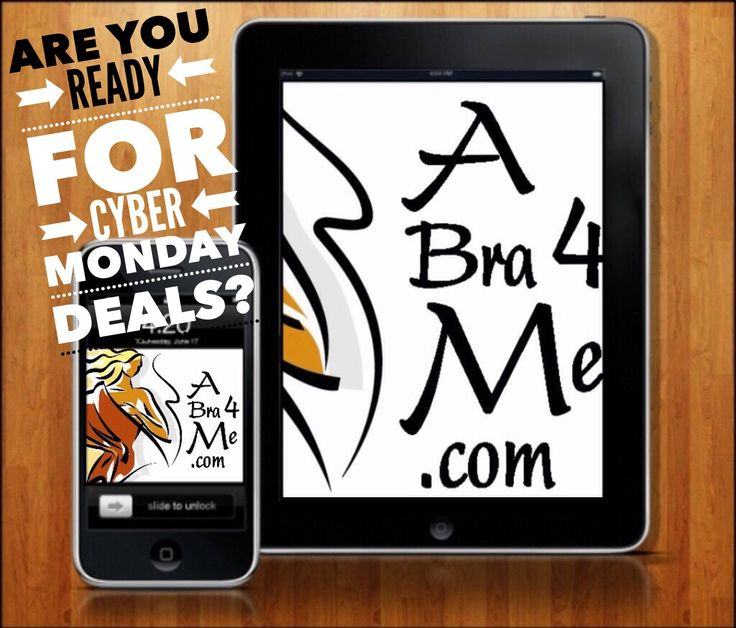 Only a few hours left! Cyber Monday HOT Deals and Free (Ground) Shipping!!!! From aBra4Me...  http://conta.cc/2ACf5mj