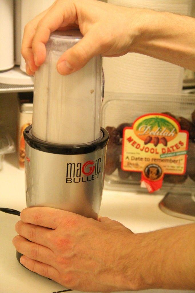 Coconut Banana Date Shake : Magic Bullet Blog