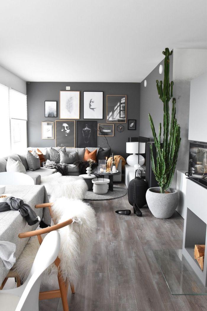 43++ Deco salon salle a manger gris ideas in 2021