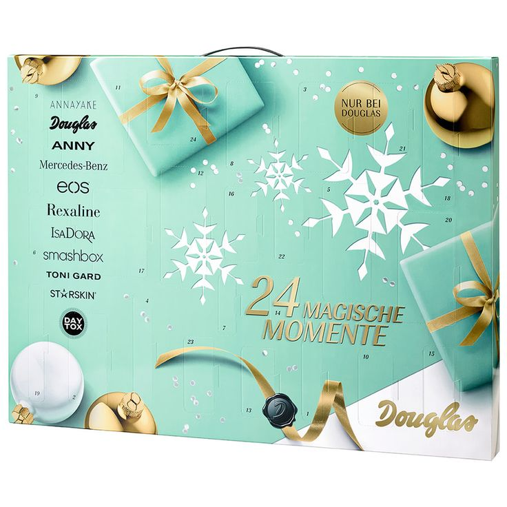 Douglas Adventskalender 29,99€
