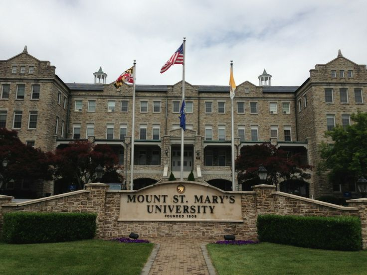25+ best ideas about Mount st mary's university on ...