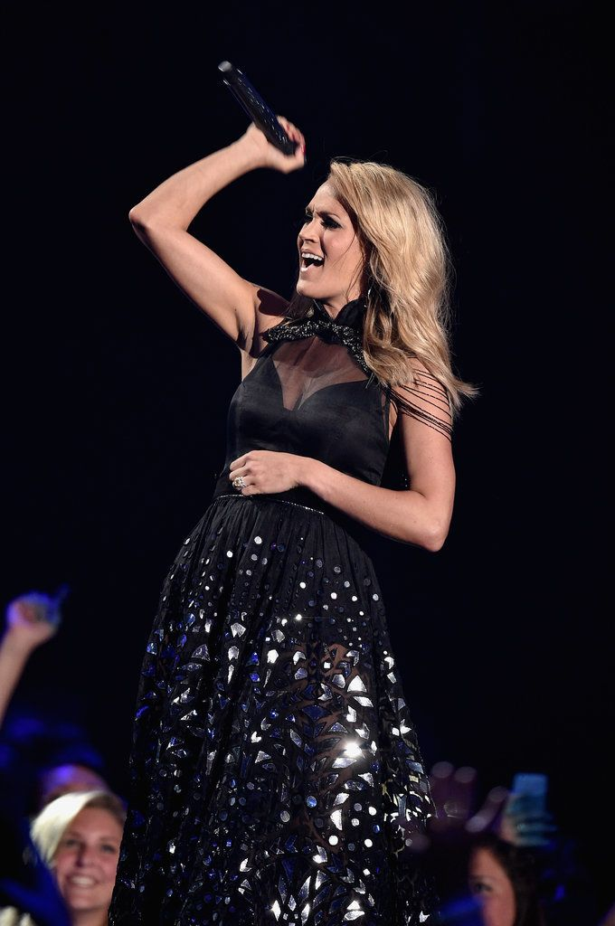 Carrie Underwood at the CMT Music Awards 6/10/15