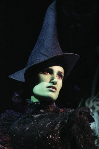 One of my very favorite actresses, Idina Menzel! She originated the roles of Maureen from Rent, and Wicked! She has been a guest star on Glee, has her own album, and won several Tony and Drama Desk Awards!