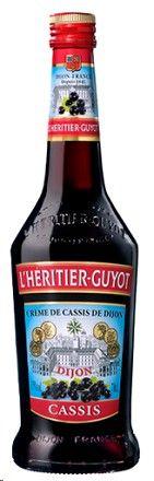 Wine Country Lyndhurst L'Heritier - Guyot Creme de Cassis Liqueur 40@
