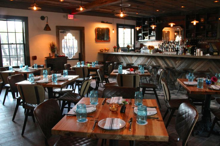 Jacoby's Restaurant & Mercantile Jacoby's ranch-style approach to brunch means there are dishes like blueberry bread with the option to turn it into French toast, chicken fried steak and waffles, and cheddar grits. Everything's available on Sundays from 10:30 a.m.-2 p.m. [Photo: Jeff Amador/EATX] 3235 E Cesar Chavez St