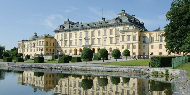 Drottningholm Palace Photo: Gomer Swahn