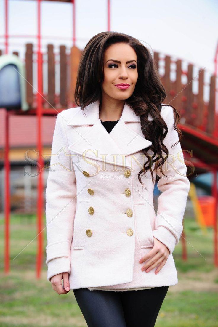 LaDonna Natural Concept Cream Coat