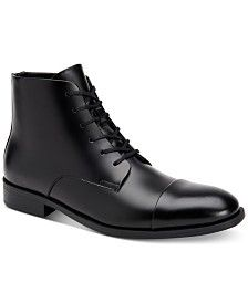 Black dress boots mens fragrance offers
