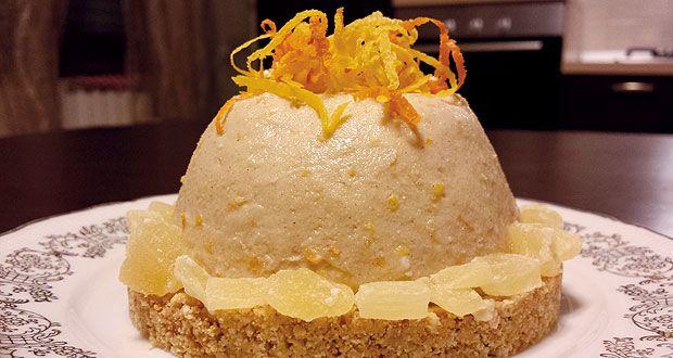 Il mio semifreddo alla ricotta ed agrumi è un dessert perfetto, adatto ad ogni occasione! Io l'ho ideato per la festa della donna.