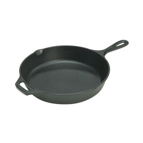 $25 Target Lodge Cast Iron Pre-Seasoned Skillet 12 Inch