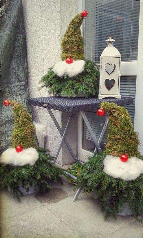 die besten 25 weihnachtsdeko aussen ideen auf pinterest weihnachtsdeko ideen f r aussen. Black Bedroom Furniture Sets. Home Design Ideas