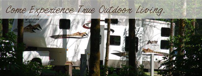 Toutle River RV Resort ~ Toulte River RV Resort, Castle Rock Washington Camping Overnight, Washington RV Resorts