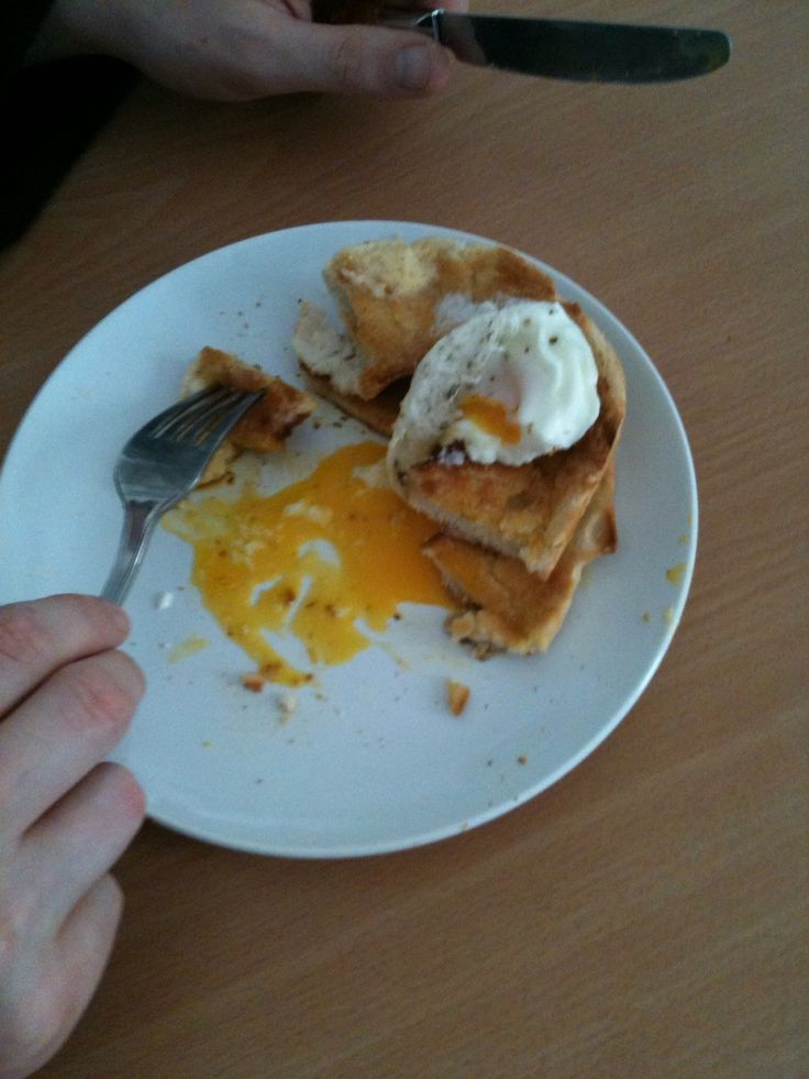How to Make Easy Speedy Microwave Poached Eggs | Recipe