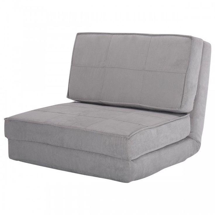 Modern Sleeper Chair Accent Furniture Lounger Lounge Chaise Twin Bed Mattress   #ModernSleeperChair #ModernContemporary