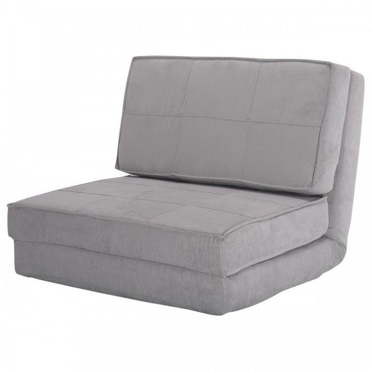 Modern Sleeper Chair Accent Furniture Lounger Lounge Chaise Twin Bed Mattress   #ModernSleeperChair #ModernContemporary