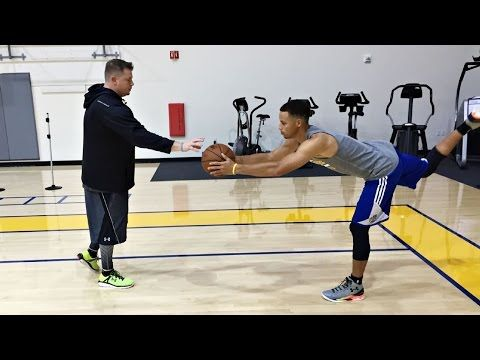 Stephen Curry 2016 Offseason Workout - YouTube