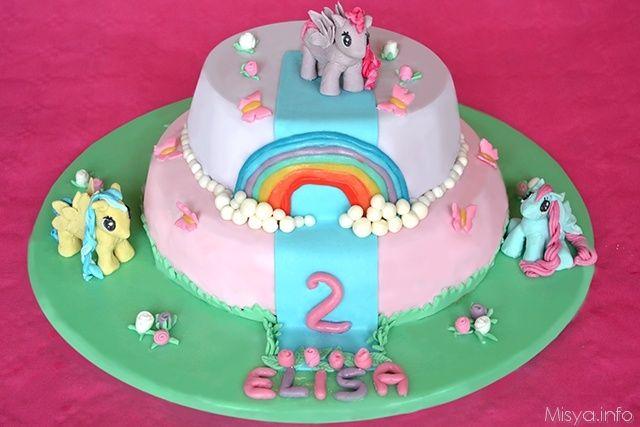 La torta my little pony è il risultato di una settimana passata a progettare, realizzare, rifare e impastare, c'è voluto un pò per mettere