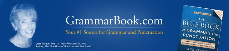 Grammar and Punctuation | The Blue Book of Grammar and Punctuation  there is free info & free quizzes here but not ALL of the site is free some is subscription