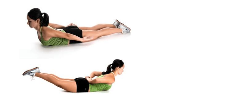 Ασκήσεις ενδυνάμωσης Μέσης : 10 ασκήσεις που χρειάζεσαι