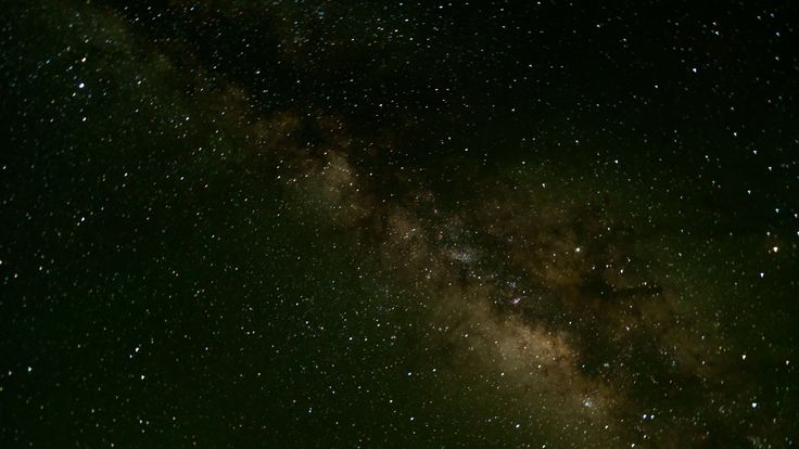 Milky Way at one of the Afghanistan province called Ghor