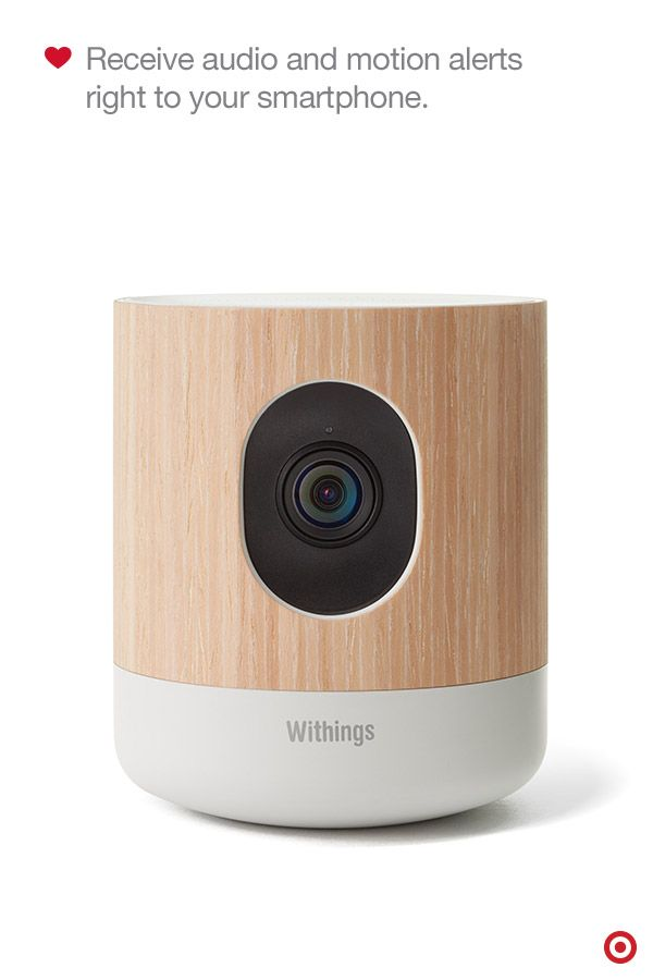 This compact and beautifully designed home monitor by Withings is high tech, high def and high quality. This Baby Registry must-have features a smart HD camera, video recording and streams live to your smartphone. The baby-monitoring mode allows for two-way talk, night vision, and light and music programs that you and your babe will love. One might even suggest that it's a Baby Registry must-have.