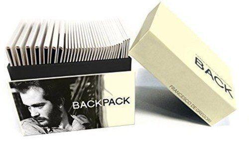 DE GREGORI FRANCECSO - BACK PACK - BOX 34 CD  NUOVO SIGILLATOClicca qui per acquistarlo sul nostro store http://ebay.eu/2gg8mAH