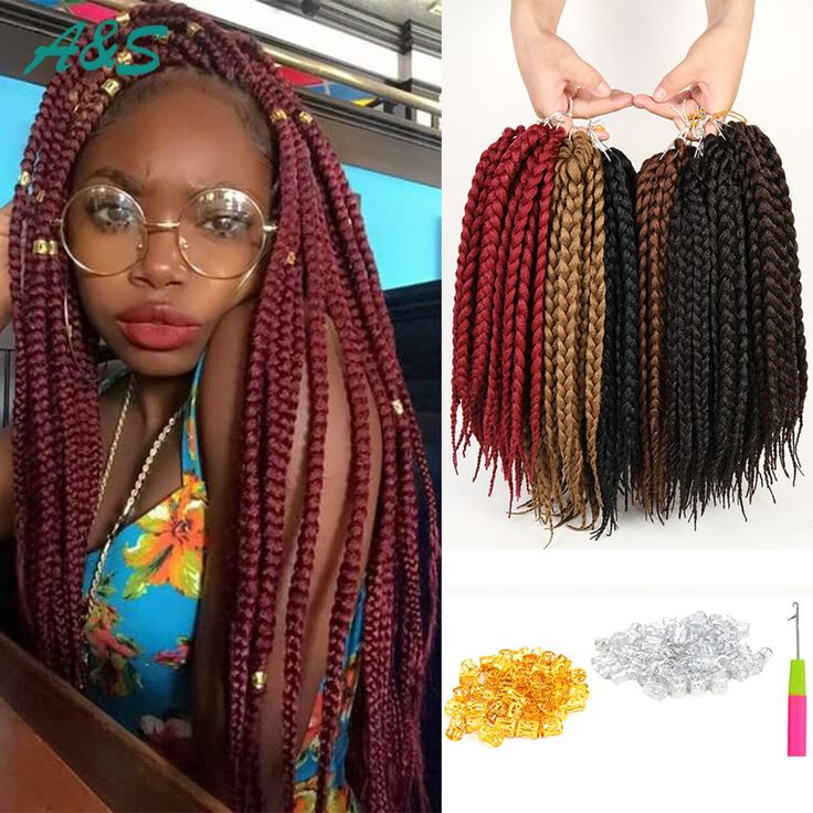 Cheap Crochet Box Braids : ... Box Braids on Pinterest Box Braids, Braids and Jumbo Box Braids