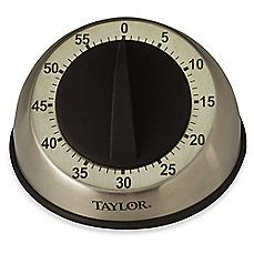 image of Taylor Long Ring 60-Minute Kitchen Timer