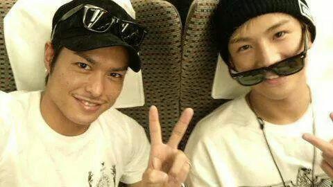 Imaichi Ryuji & Takanori Iwata