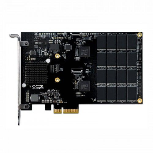 OCZ RevoDrive 3 Series 120GB PCI-E x4 Interface SSD: Read up to 975MB/s, Write up to 875MB/s, SandForce 2281, OCZ SuperScale, 25nm MLC
