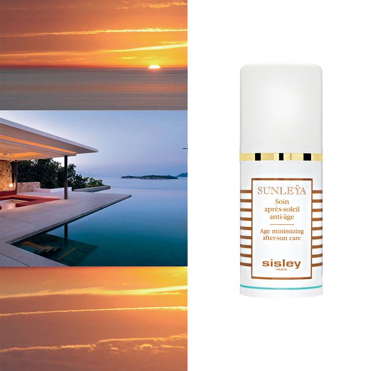 A complete after-sun and anti-aging treatment that responds to all the skin's needs after sun exposure.