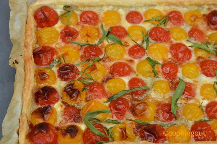 tarte-tomate-détail