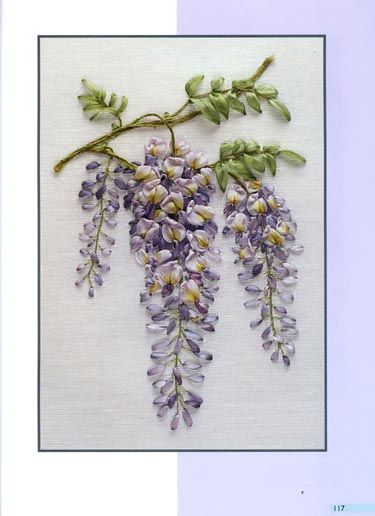 Image detail for -of Silk Ribbon Flowers $39.95