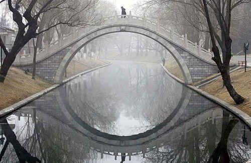 Moon Bridge, Bejing China