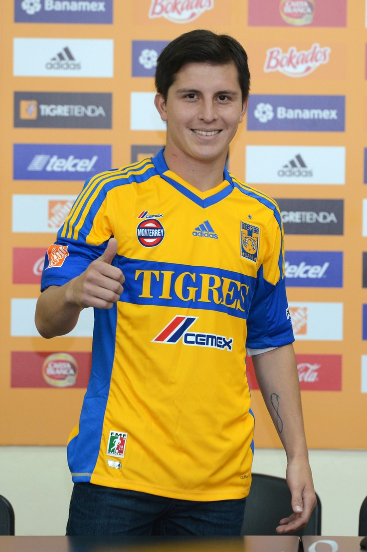 Francisco 'Gringo' Torres - Tigres UANL