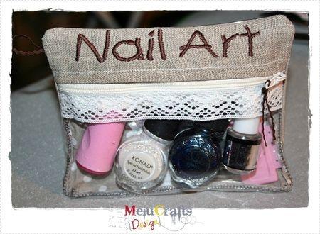 Trousse Nail Art